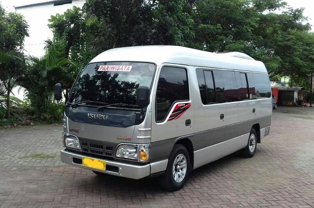 halimtrans.com harga sewa elf murah Jakarta