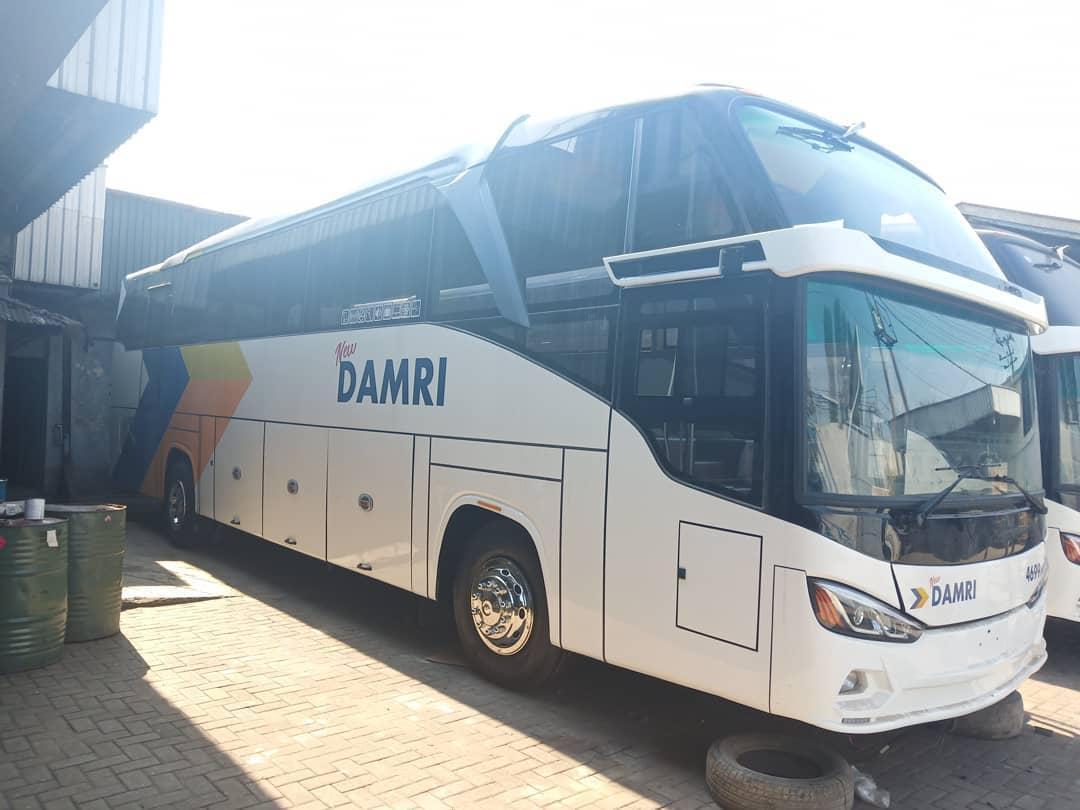 ibistrans.com sewa bus pariwisata damri