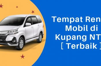 Harga Rental Mobil Kupang