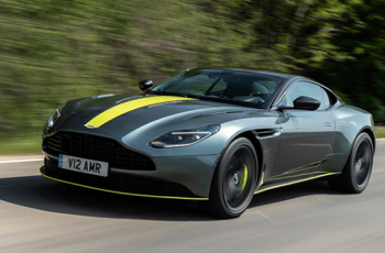Review Aston Martin DB11 AMR