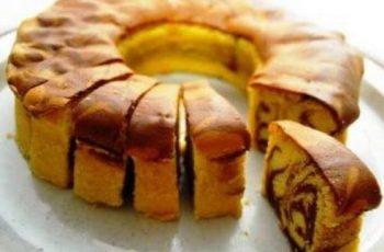 Cara Membuat Cake Panggang
