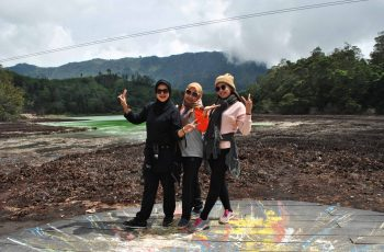 Objek Wisata Menarik Pilihan untuk Open Trip Dieng