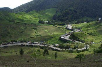cara booking villa