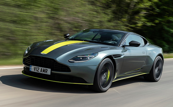 Review Aston Martin DB11 AMR 2019