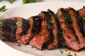 cara bikin steak daging