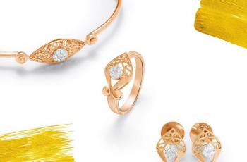Moela, Koleksi Berlian Istimewa The Palace Jewelry Harga Terjangkau