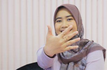 Tersedia Dengan Harga Terjangkau, Seri Cincin Kamoela Cocok Untuk Kawula Muda
