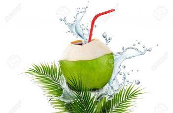 Beberapa Manfaat Minum Air Kelapa Muda Untuk Kesehatan