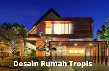 Desain Rumah Tropis sinanarsitek.com