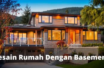 Desain Rumah Dengan Basement sinanarsitek.com
